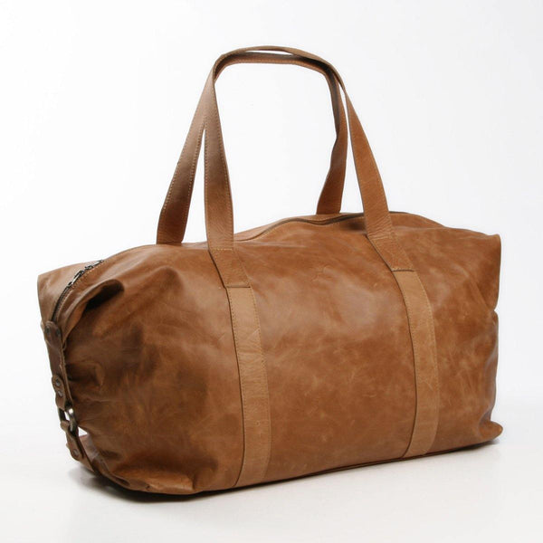 Masai Travel Bag - Large Hazelnut