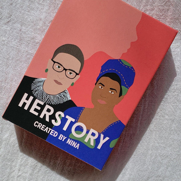 HERstory Playing Cards