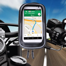 Load image into Gallery viewer, HappyLive™ Waterproof Motorcycle Phone Mount