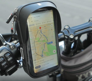 HappyLive™ Waterproof Motorcycle Phone Mount