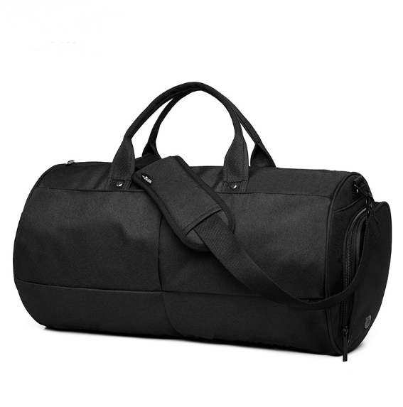 Portable large capacity male duffel bag fitness bag wholesale - Fontaine.