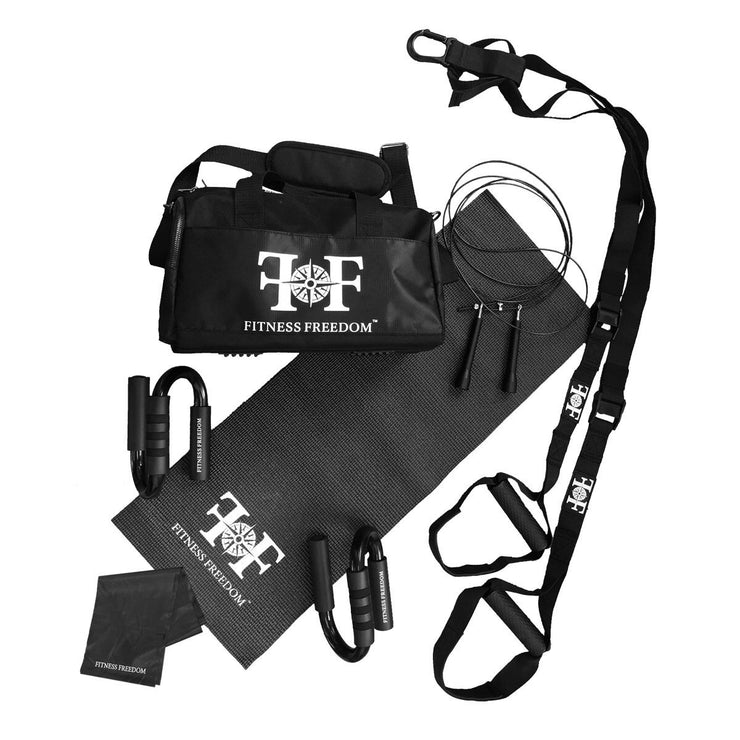 Complete Luxury Fitness Pack/Portable Gym