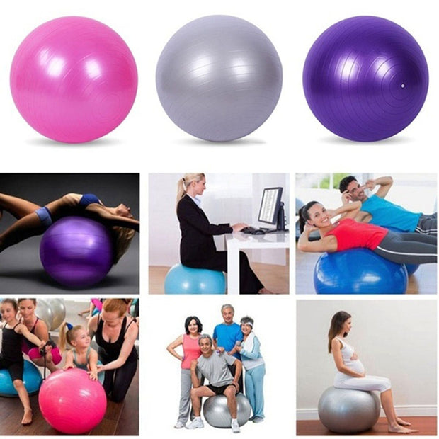 Deluxe Yoga Fitness 5 pcs Exercise Set - Fontaine.