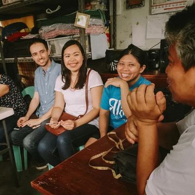 An Afternoon With The Rags2Riches Artisans In The Philippines