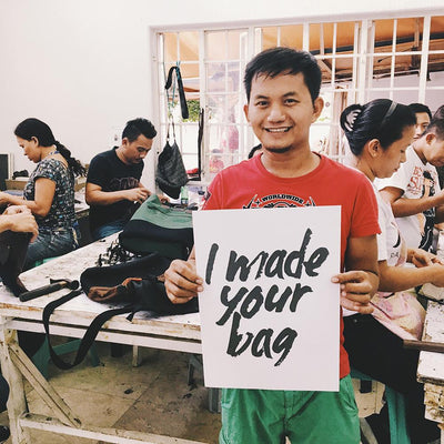 Who Made Your Bags? Meet the Workshop Artisans of R2R