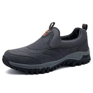 Herren Wildleder rutschfeste Outdoor Soft Sole Casual Wanderschuhe