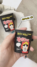 Load and play video in Gallery viewer, Korean Spicy Noodles Cup