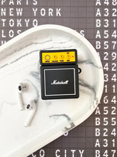 Load image into Gallery viewer, Vintage Marshall Speaker Airpod Case Gen 1/2 with Keychain