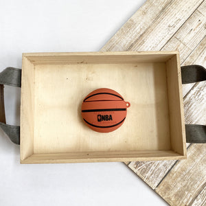 Basketball AirPods Case