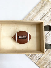Load image into Gallery viewer, Football AirPods Case Gen 1/2