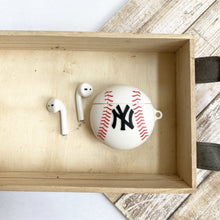 Load image into Gallery viewer, Baseball AirPods Case
