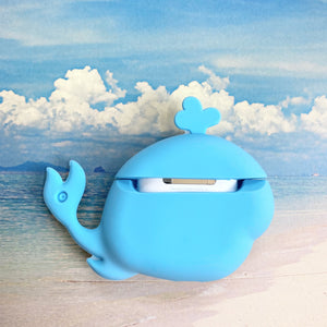 Blue Whale  AirPods Case