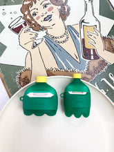 Load image into Gallery viewer, Spri.te Soda Drink 3D Bottle Airpod Case Gen 1/2 and Pro with Keychain