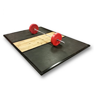 Myo Olympic Weightlifting Platform 3m x 2m