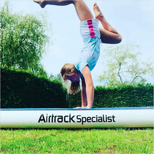 AirBlock In- & Outdoor Gymnastiek blauw
