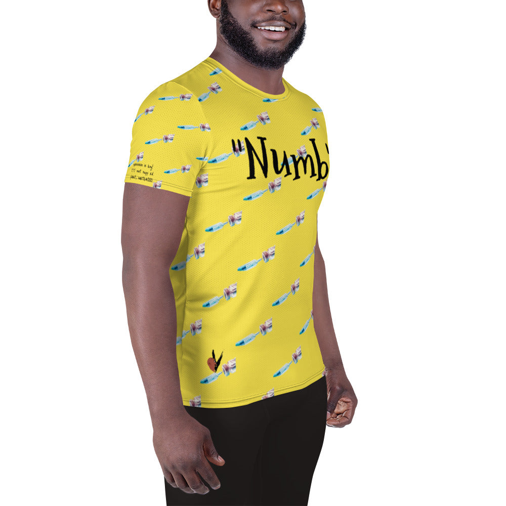 "Men's ""Numb"" Vent  T-shirt"