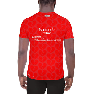 "Men's 'Numb"" Vent T-shirt"