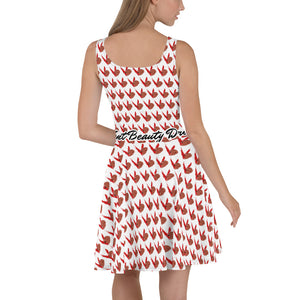 "Vent ""Beauty""Skater Dress"