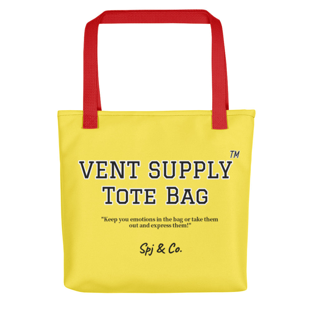 Vent Supply Tote bag