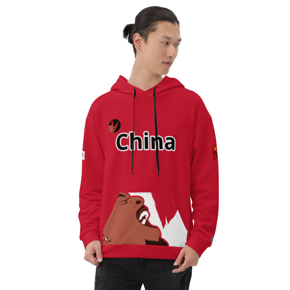 "Vent ""China"" Sweatshirt"