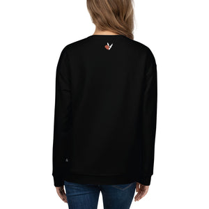 "Vent ""Cali"" Black & White Sweatshirt"