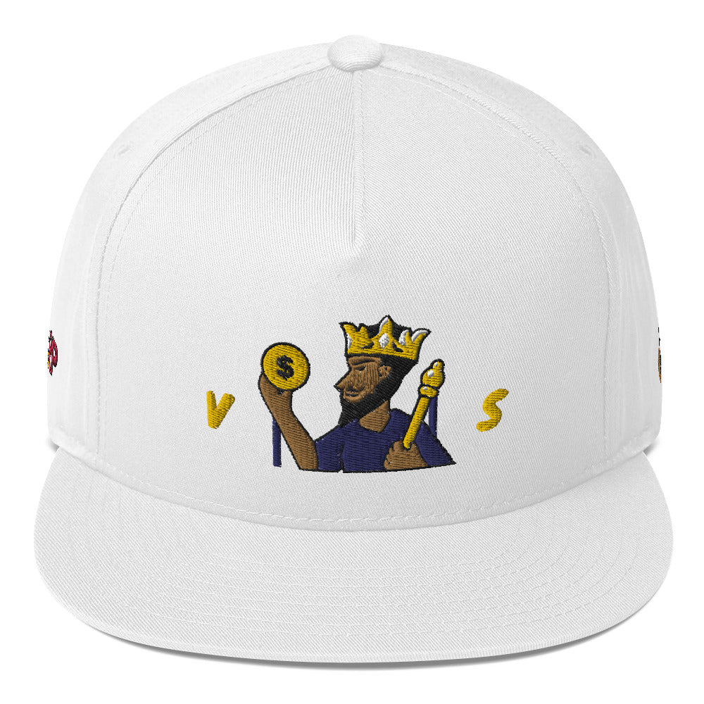 "Vent ""Royalty"" Cap"