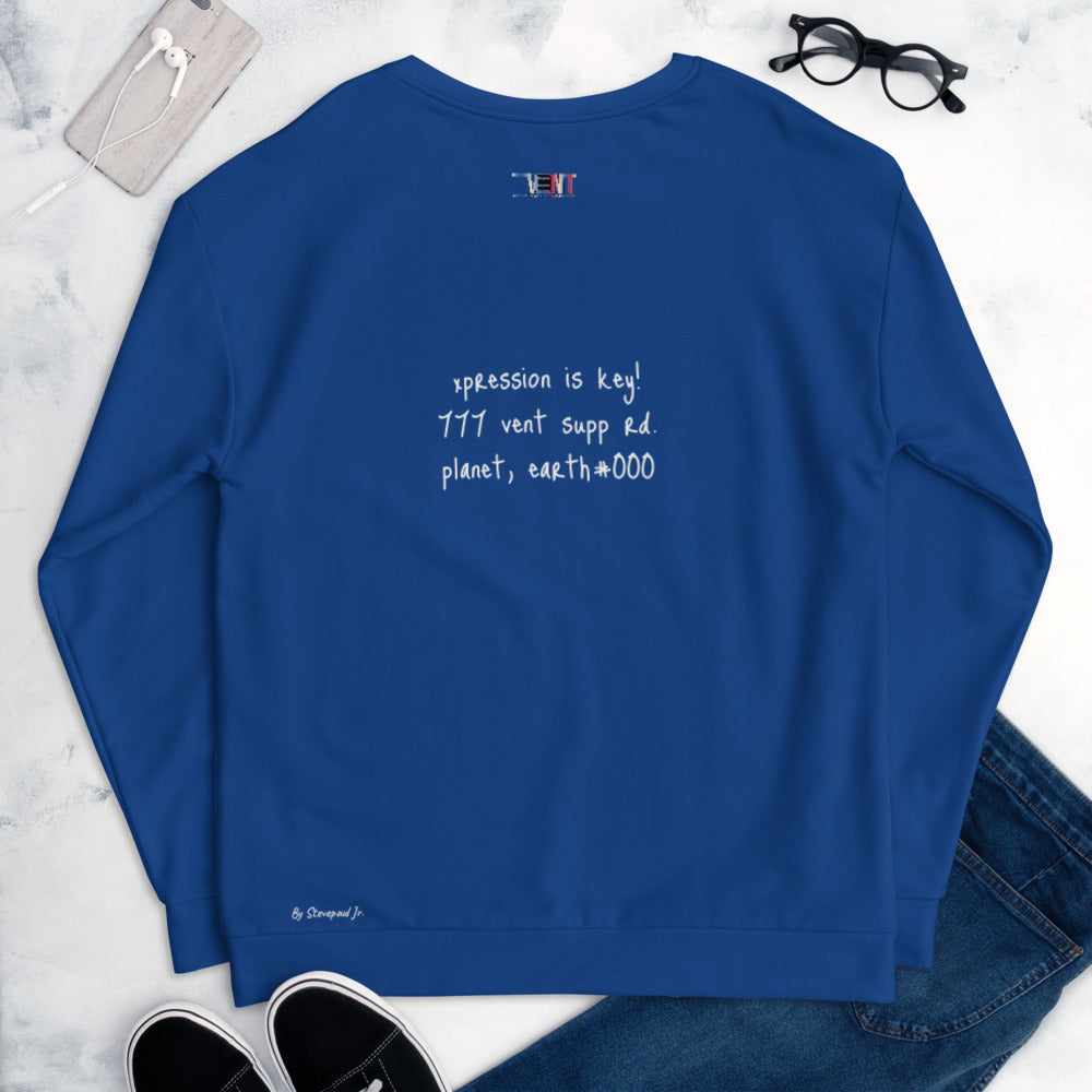 "Women's ""Comic Relief"" Sweatshirt"