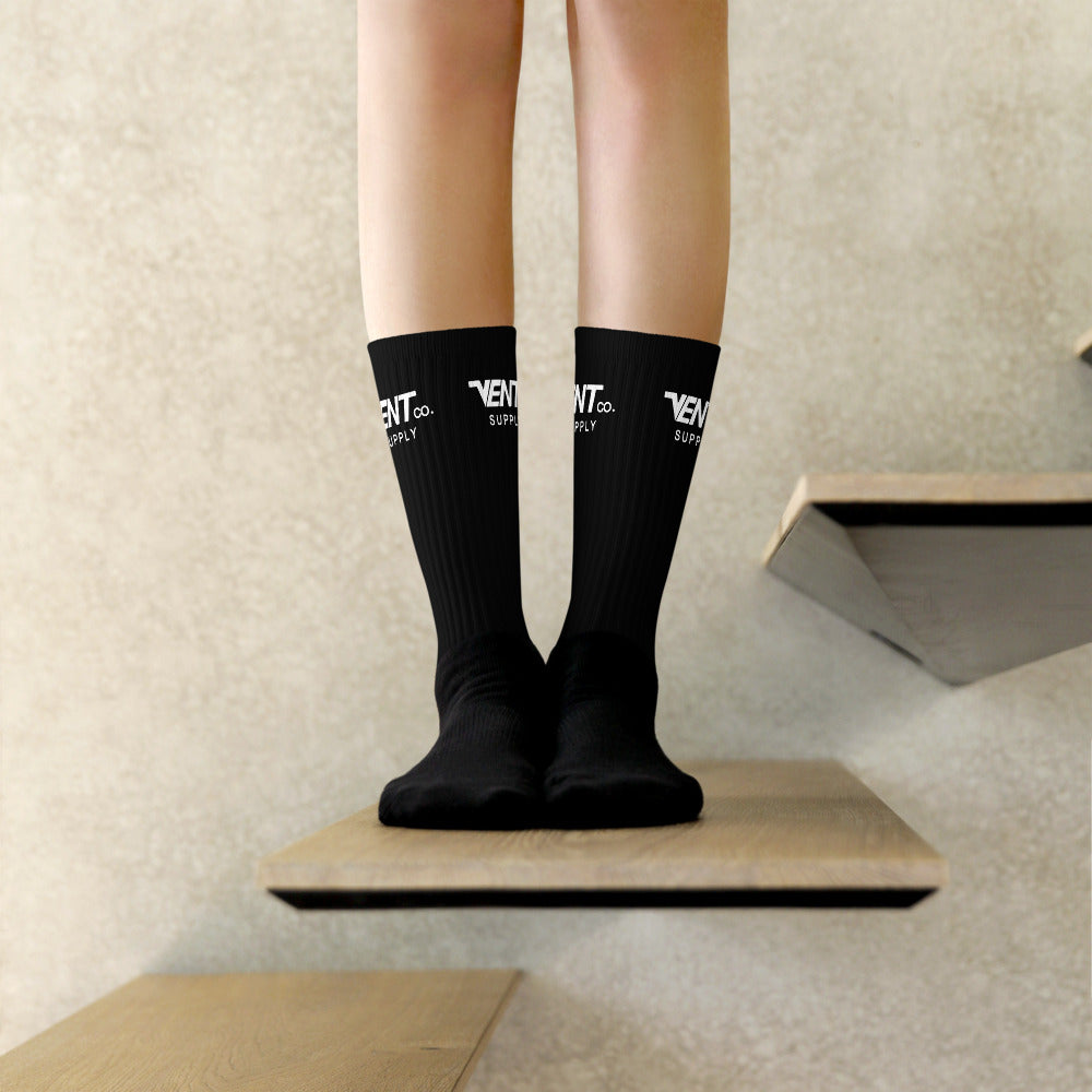 Original Vent Logo Socks