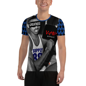 Off-White, Blue shirt with stars, Supreme, Russell Westbrook, NBA T-shirts
