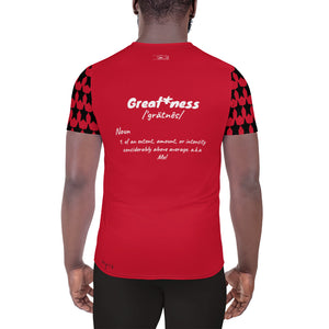 "Men's Vintage ""Greatness"" T-shirt"