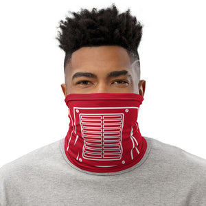 designer face mask, scarf, off-white mask, cool face mask