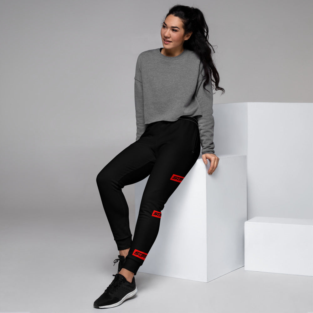 "Vent Supply ""0-100"" Women's racing Joggers"