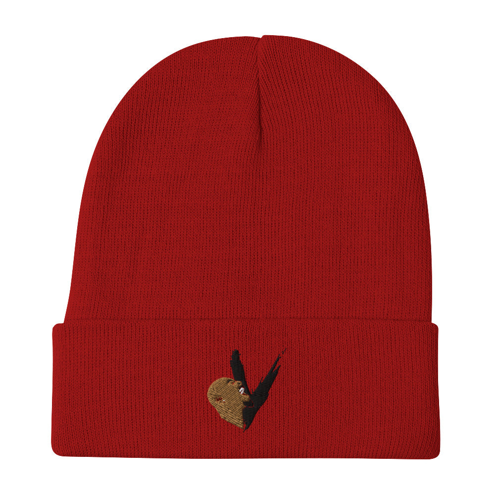 beanie with logos, la beanies, off-white, supreme, cotton beanies, winter beanies, red beanies