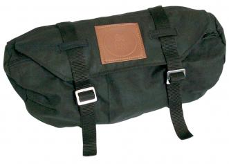 SADDLE COAT BAG - OILSKIN
