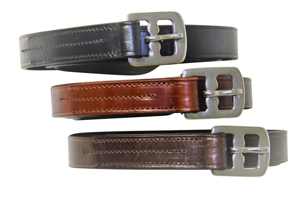 Imperial Collection Childs Stirrup Leathers