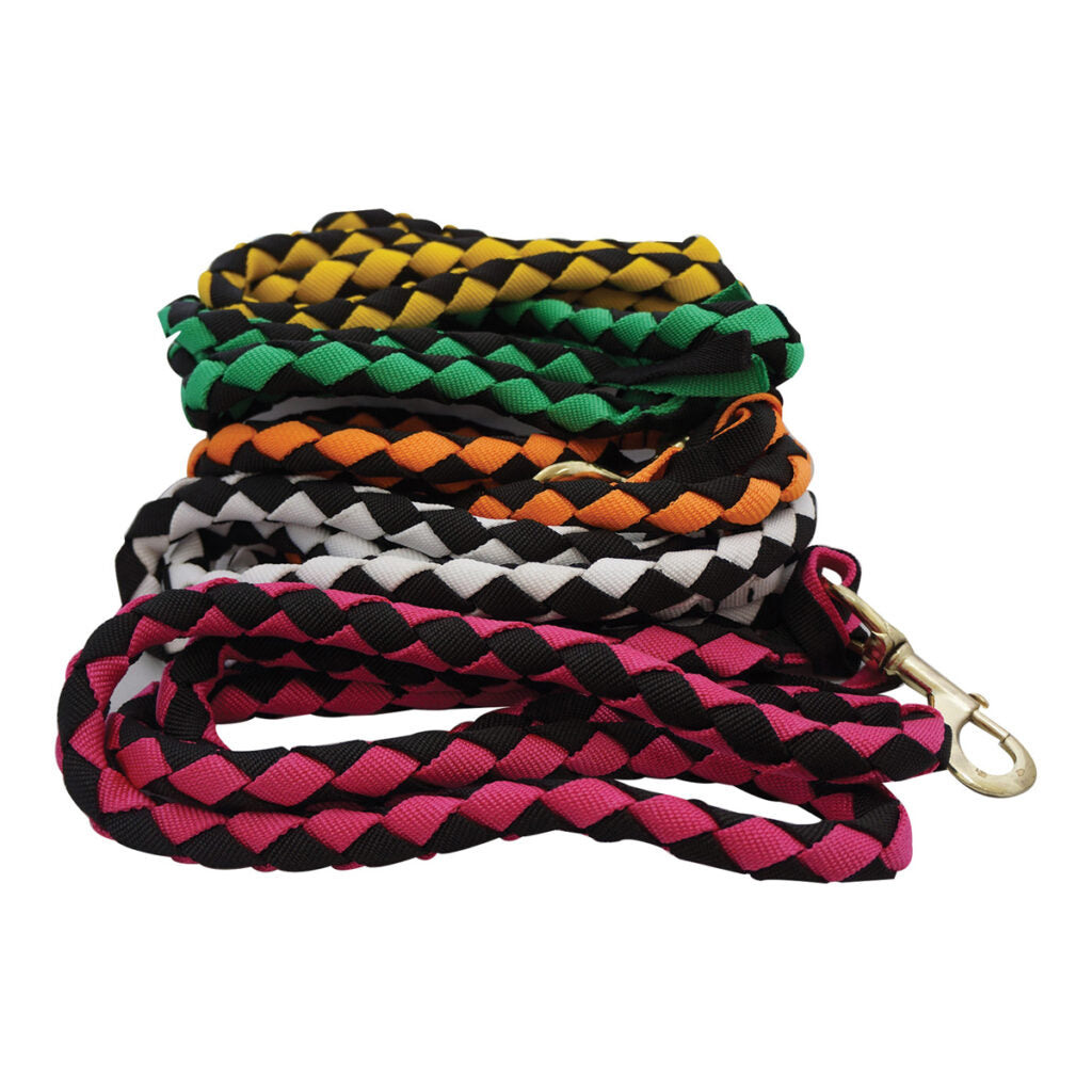 Showcraft two toned plaited lead