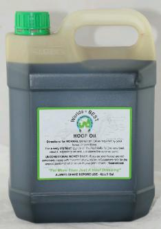 Worlds Best Hoof Oil 4 Litre