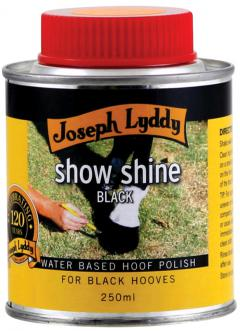 Lyddy Show Shine Black 250ml