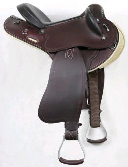 NRD HALF BREED SADDLE