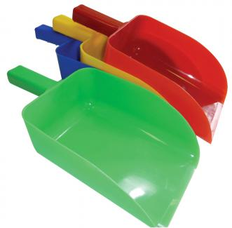 LARGE OPEN FOOD SCOOP