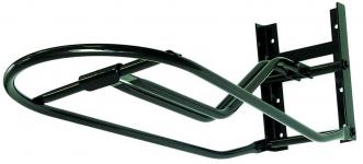 COLLAPSIBLE SADDLE RACK -BLACK