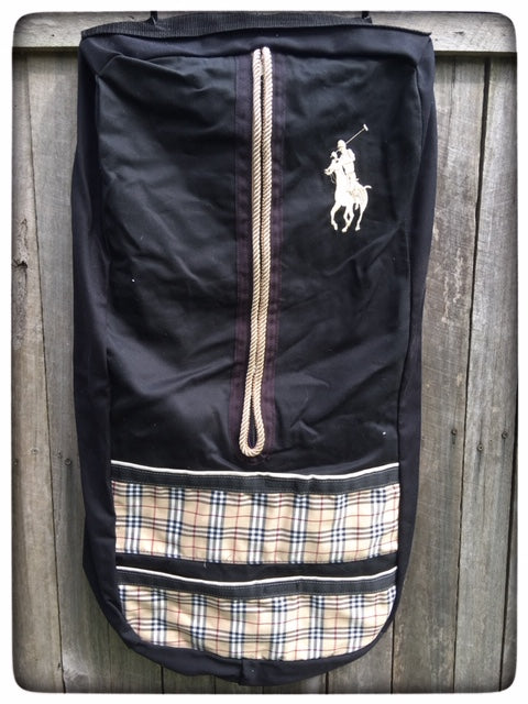 Bridle Bag with 4 prong hooks