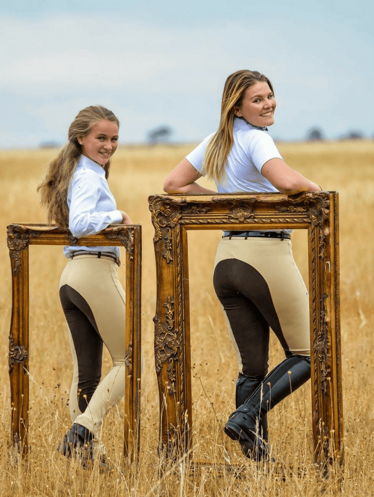 Slicker Sticker Breeches - Ladies