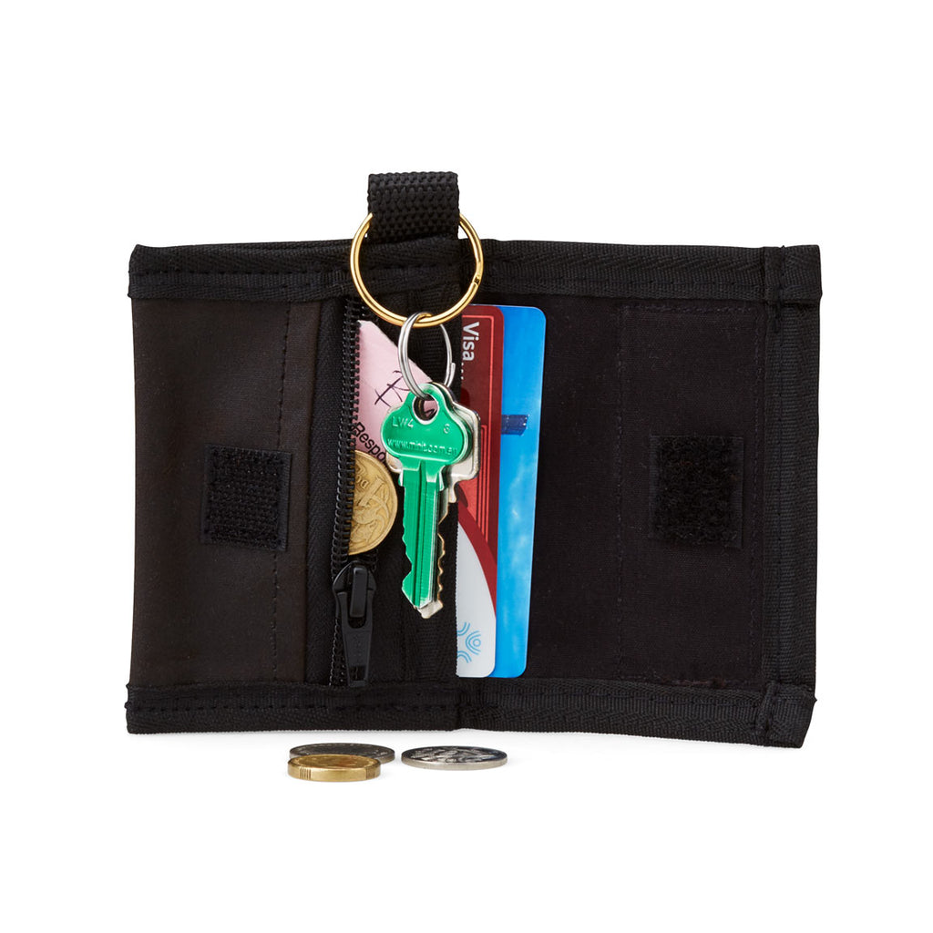 Keys, Coins and Cards Wallet