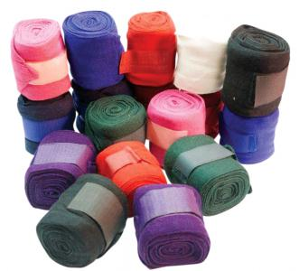 Support Bandages - set of 4