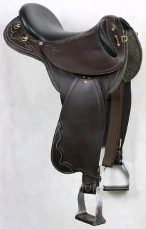 Northern River Drafter Campdraft Saddle