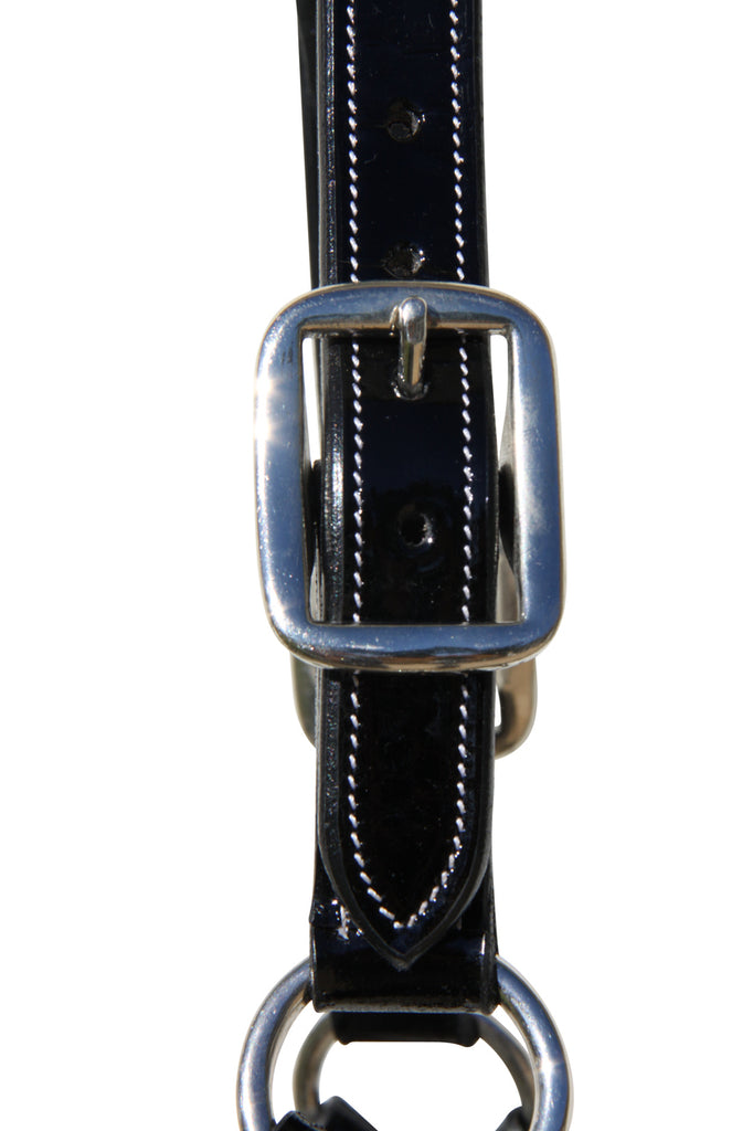 Patent Leather Headcollar /Halter