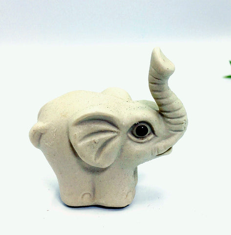 ELEPHANT |CERAMIC FIGURINE|