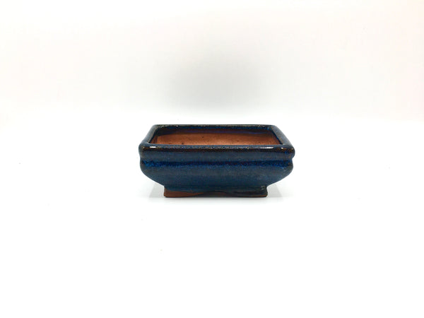 5.5'' Glazed Bonsai Pot & Succulent Pot