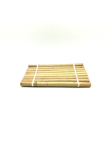 Bamboo stand for bonsai & plants Small